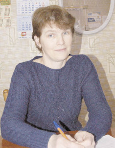 Единственная женщина в семье Асадчих – Анна Анатольевна.