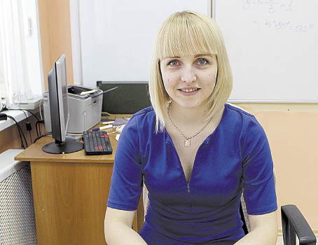 Оксана Решетова.