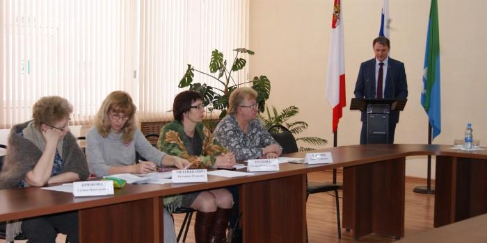 Работу главы района Владимира Порошина оценивает экспертная комиссия.