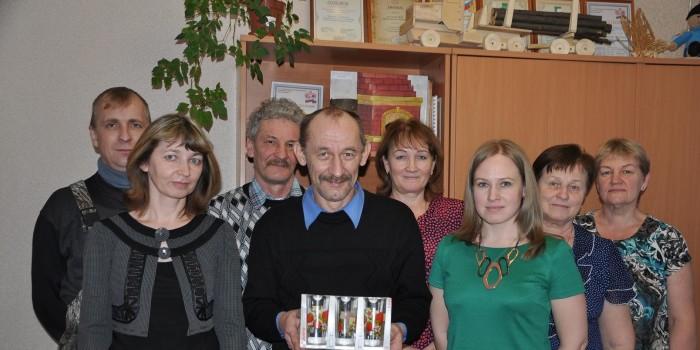 Коллектив «Бабушкинской теплосети» - победитель конкурса «Новогодний хоровод».