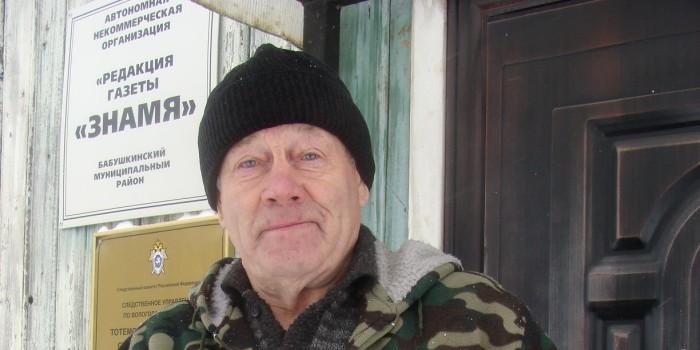 Дмитрий Мезенев надеется, что и в этом году в лесу нарастет много грибов и ягод, а значит, бак в хозяйстве лишним не будет!