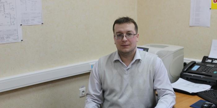 Депутат сельского поселения Бабушкинское Евгений Суровцев.