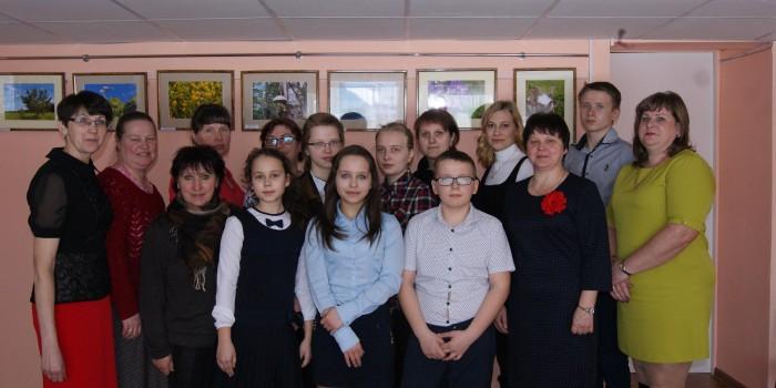 Экологическая конференция в музее собрала взрослых и школьников, выступающих за охрану окружающей среды.