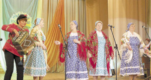 Коллектив «Непоседы», д. Демьяновский Погост.
