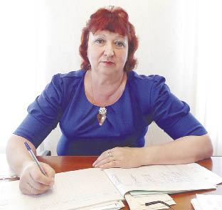 Председатель Тимановского потребительского общества Александра Кузнецова готова новые идеи воплотить в добрые дела.