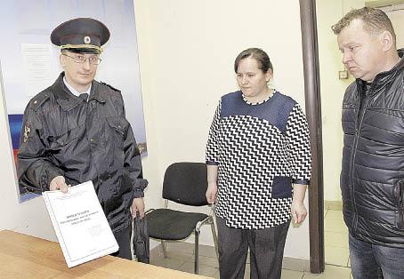 Иван Андреев (слева): «Перед помещением задержанного в «одиночку» ему предоставляется возможность познакомиться со своими правами»