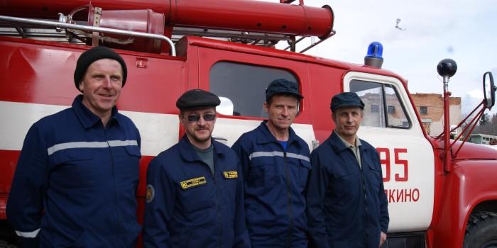 Коллектив отдельного поста-95 д. Жилкино всегда готов прийти на помощь.