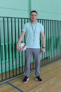 Максим Власов: «Спортом нужно заниматься с раннего возраста!»