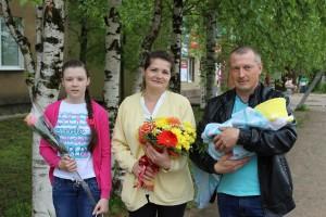 Семья Шишебаровых.