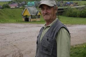 Валентин Александрович Постников любит свой родной край.