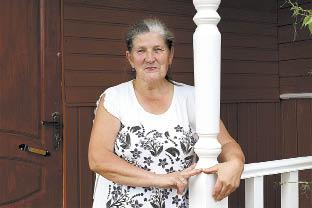 Хозяйка дома Римма Некипелова.