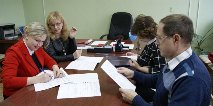 Перед подписанием документа стороны еще раз просматривают положения Соглашения.