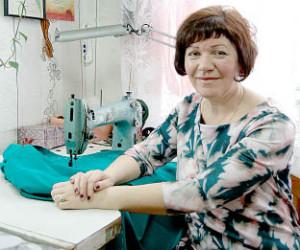 Галина Порошина любит свою профессию.