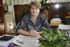 Глава Тимановского поселения Светлана Андреева: «Только все вместе мы можем улучшить качество жизни в поселении».