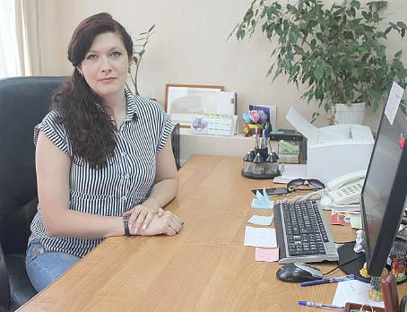 Заместитель директора санатория «Леденгск» Ирина Коточигова.