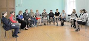 Участники «круглого стола» вспомнили прошлое дополнительного образования в нашем районе и обсудили современные проблемы этой системы.