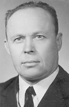 Иван Пятовский в молодые годы.