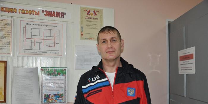 Николай Упадышев.