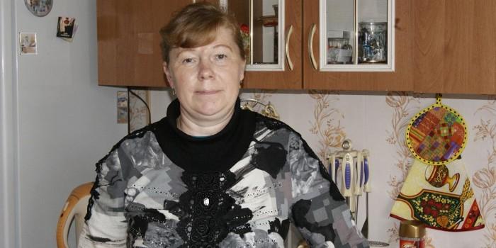 Галина Кускова, социальный работник с. Миньково.