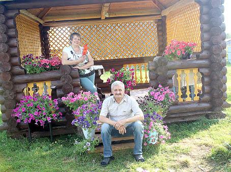 Владимир Петрович и Елена Григорьевна живут душа в душу.