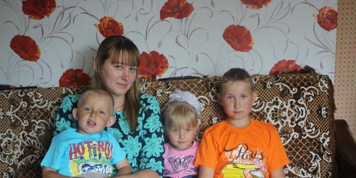 Анна Куваева: «Дети - это наше всё».