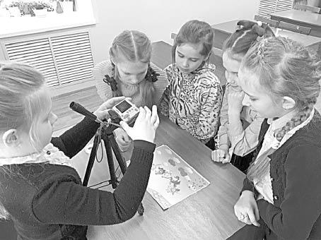 Ребята с удовольствием посещают кружки и секции в Бабушкинском ЦДО. Фото из интернета.