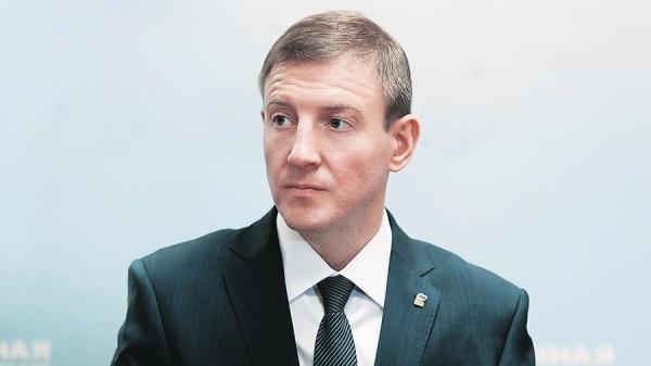 секретарь Генерального совета «Единой России» Андрей Турчак.