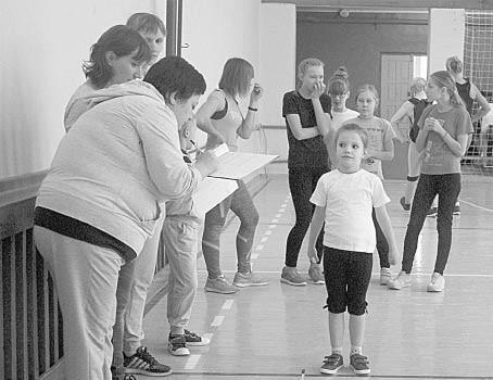 Большинство участников фестиваля ГТО - дети.
