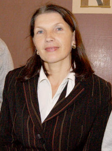 Валентина Власова.
