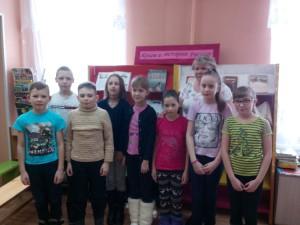 МНа мероприятии в детском отделе Бабушкинской районной библиотеки
