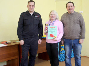 Екатерина Дерягина уже второй год подряд становится победителем турнира по настольному теннису на кубок Анатолия Бутусова.