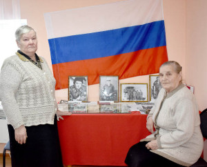 Валентина Пожилова (слева) и Галина Чебыкина (справа) никогда не забудут свою тревогу за сыновей, воевавших в Афганистане.