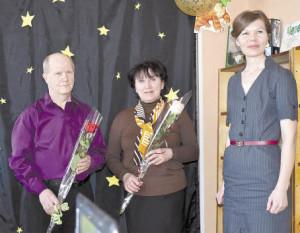 А. Литвинов, Г. Илюшина, О. Оборина.