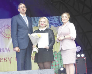 Михаил Глазков, Екатерина Дерягина, Татьяна Жирохова.