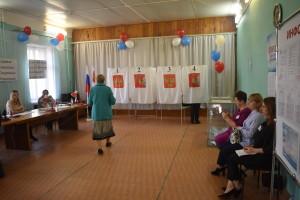 Явка на 18.00 по району составила42%: проголосовало 4240 земляков из 10083 внесенных в списки.