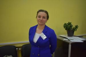 Мария Манойлова, общественный наблюдатель от кандидата Олега Кувшинникова: «Замечаний нет.Все идет спокойно. Активно земляки голосовали в 10 и 11 часов дня».