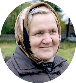 Мария Анфалова пострадала от набега лисы.