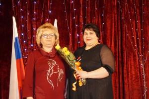 Ольга Климова и Юлия Просвирнина.