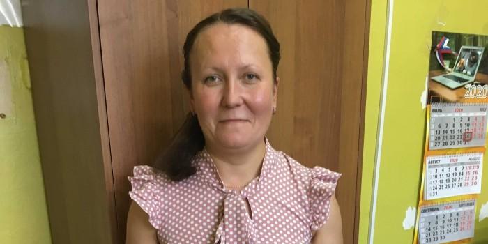 Победитель конкурса Ольга Вольф.