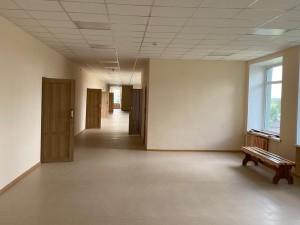 В  Рослятинской школе.