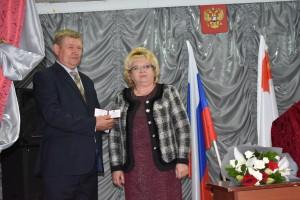 Николай Чежин и Ольга Климова.