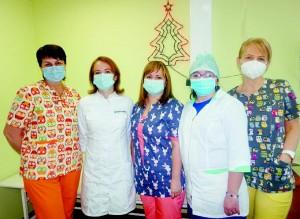 Нина Радина, Марина Козлова, Ирина Заузольцева, Татьяна Вахрушева и Марина Лукьянчикова призывают земляков сделать прививку от COVID-19.