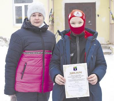 Людмила Долговская, педагог-организатор Бабушкинского ЦДО, и Максим Кузнецов.