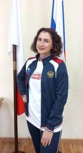 Татьяна Попова.