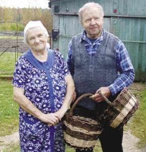 Вениамин Сосипатрович и Маргарита Васильевна Коневы.